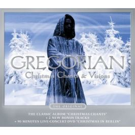 DVD Gregorian : Christmas Chants & Visions CD+