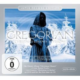 CD Gregorian : Christmas Chants & Vision / Supe
