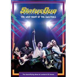 DVD Status Quo : Last Night Of The Electrics