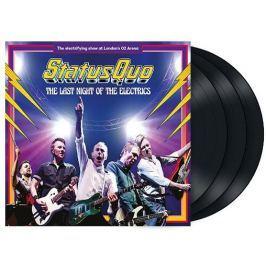 Status Quo : Last Night Of The Electrics LP