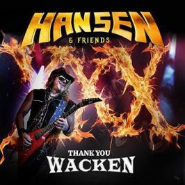 BRD Kai Hansen : Thank You Wacken  CD+