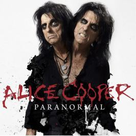 CD Alice Cooper : Paranormal