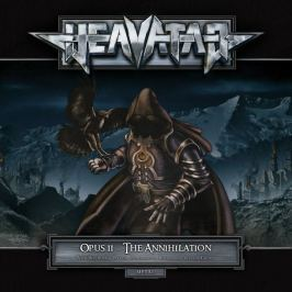 CD Heavatar : Opus Ii:the Annihilation