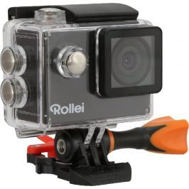 ROLLEI ActionCam 425 - 4K video 25 fps/ 1080/60 fps/ 170°/ 40m pzd./ Dál.ovl/ Wi