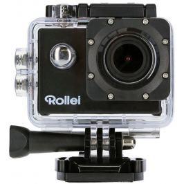 ROLLEI ActionCam 510/ 12Mpx/ 2.7K/20fps/ 1080p/30 fps/ 140°/ 40m pzd./  Wi-Fi/ Č