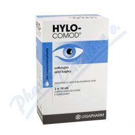 URSAPHARM Hylo-Comod 2x10 ml