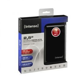 "INTENSO Harddisky  HDD 1TB 2,5"" Black"