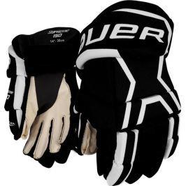 """Bauer Supreme 150 JR rukavice, 10"""", Černá / bílá"""