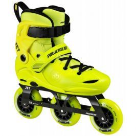 Powerslide Inline brusle  Jet Neon Yellow, 27-30
