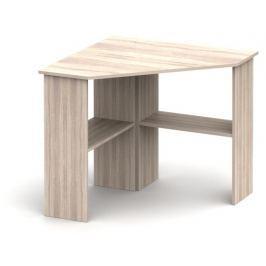 Tempo Kondela PC stůl, rohový, dub sonoma, RONY NEW