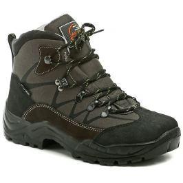 Jacalu 3696-28-J khaki pánské zimní outdoorvé boty, 42