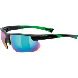Uvex Cyklistické brýle  Sportstyle 221 černo-zelené