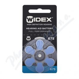 RAYOVAC Baterie do naslouchadel Widex 675 6ks