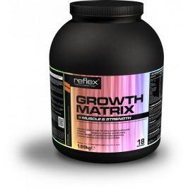 Reflex Nutrition Growth Matrix  1,89kg, Čokoláda