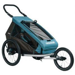 Croozer Dětský vozík  Kid For 1  PLUS Click & Crooze
