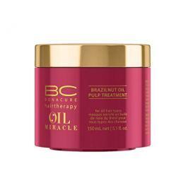 Schwarzkopf Professional Maska pro výživu a hydrataci vlasů BC Bonacure Oil Miracle (Brazilnut Oil P