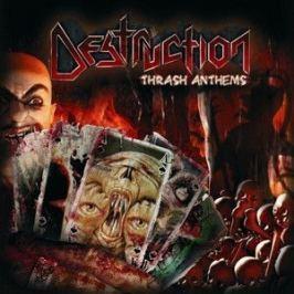 CD Destruction : Thrash Anthems