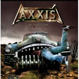 CD Axxis : Retrolution