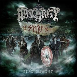CD Obscurity : Streitmacht (Digipack)