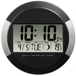Hama digitální nástěnné hodiny PP-245,černé