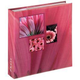 Hama album memo SINGO 10x15/200, růžové, popisové pole