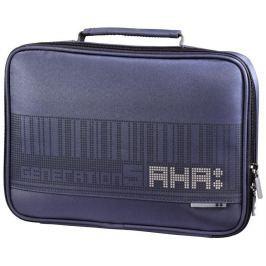 "aha: Hama obal na notebook AHA, 26 cm (10,2""), pixel, ocelově modrá"