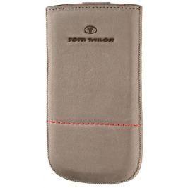 Tom Tailor Soft Pouch pouzdro na mobil, velikost XL, béžové