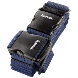 Hama 2-směrný popruh na zavazadlo, tmavě modrý