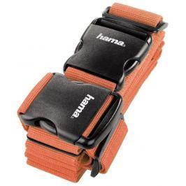 Hama 2-směrný popruh na zavazadlo, oranžový