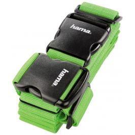 Hama 2-směrný popruh na zavazadlo, zelený
