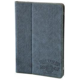 "Tom Tailor Canvas Pouch portfolio na tablet do 17,8 cm (7""), světlý denim"