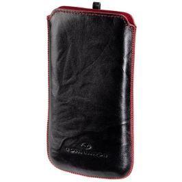 Tom Tailor Crumpled Colors pouzdro na mobil, velikost XXL, černé