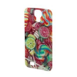 PHONEFASHION Lízátko 3D obrázek pro kryt Clear pro Samsung Galaxy S5 mini