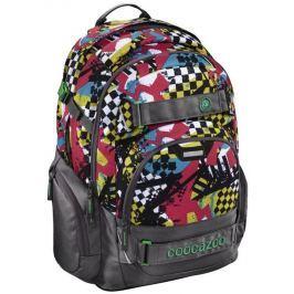 Coocazoo Školní batoh  CarryLarry2, Checkered Bolts