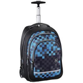 All Out Trolley , Blue Pixel