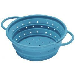 Xavax cedník, 21 cm, skládací, modrý