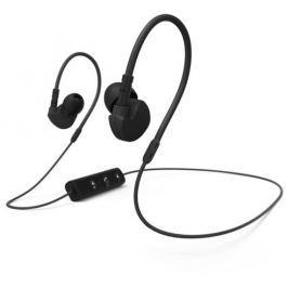 Hama Bluetooth clip-on sluchátka s mikrofonem Active BT, černá