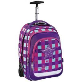 Baggymax Trolley  Pink Star