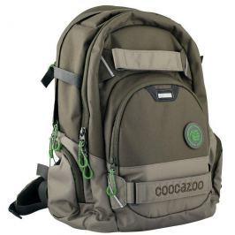Coocazoo Školní batoh  CarryLarry2, Solid Woodsman