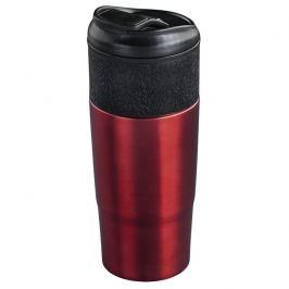 Xavax Everyday, tepelněizolační hrnek, 400 ml, červený
