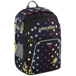 Coocazoo Školní batoh  RayDay, Magic Polka Colorful