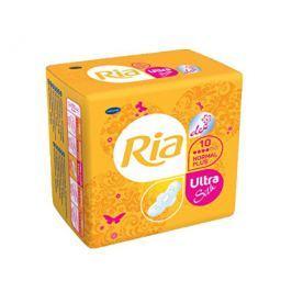 Ria Hygienické vložky se svěží vůní Ultra Silk Normal Plus Deo 10 ks