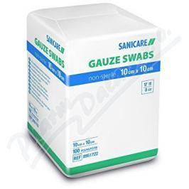 HARTMANN PAUL  AG Gáza kompresy nesterilní 5x5cm/100ks 17vl.8vr.