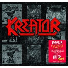 CD Kreator : Love Us Or Hate Us - Very Best of the Noise Years 85-92