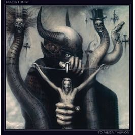 CD Celtic Frost : To Mega Therion