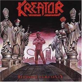 CD Kreator : Terrible Certainty 2