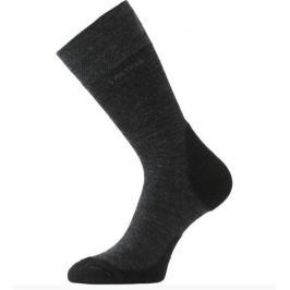Lasting Trekingové ponožky WHL, 34 - 37, Tmavě šedá