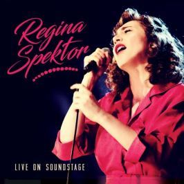 DVD Regina Spektor : Regina Spector Live On Soundstage CD+