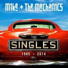 CD Mike & The Mechanics : Singles 1985: 2014