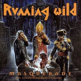 CD Running Wild : Masquerade / Expanded Edition